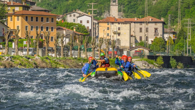 Rafting classic
