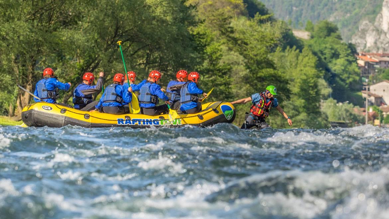 Rafting easy